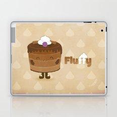 Fluffy Chocolate Mousse Cake Laptop & iPad Skin