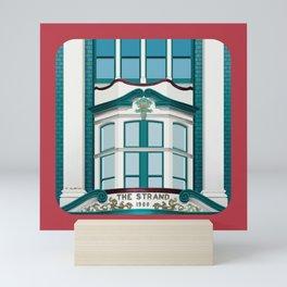 The Strand Building Mini Art Print