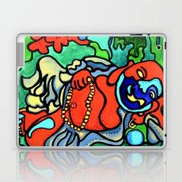 Happ Garden Buddha Laptop & iPad Skin