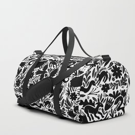 Nursery rhyme garden 001 Duffle Bag