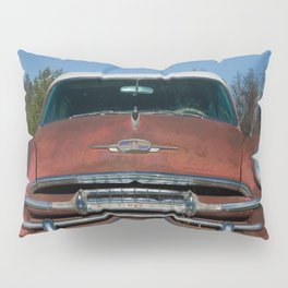 Retired Plymouth Pillow Sham