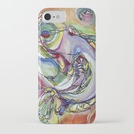 Bird is Figment iPhone Case