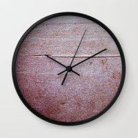 door Wall Clocks featuring Door by MargherittaVi