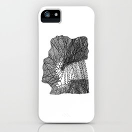Maiden iPhone Case