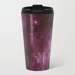 Into the purpur light Travel Mug