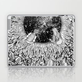 The Hole We Found In the Garden Laptop & iPad Skin