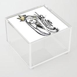 #STUKGIRL MADISEN Acrylic Box