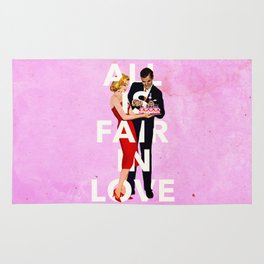 All Is Fair In Love Rug