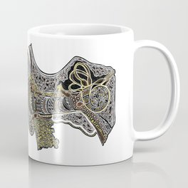 Inner Ear Canal Coffee Mug