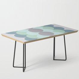 Gradual Mint Coffee Table