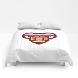 Pencil Mouth Comforters
