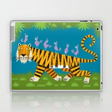 Tiger Transportation Laptop & iPad Skin