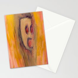 In The Drain. Stationery Cards