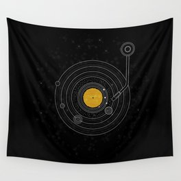 Cosmic Symphony Wall Tapestry