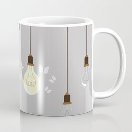 Light Bulbs Coffee Mug