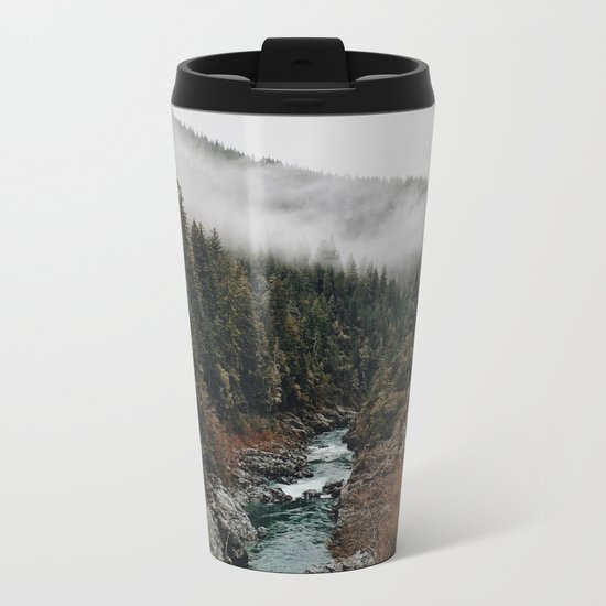 Landscape #photography Metal Travel Mug