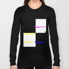 Squares 2x2 1 Long Sleeve T-shirt