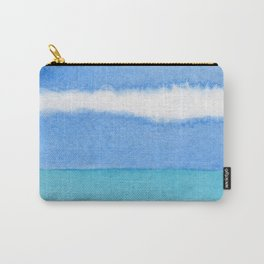 Stripe Cloud Carry-All Pouch