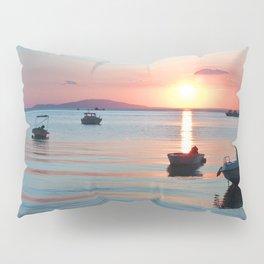 Little Port of Croatia Pillow Sham
