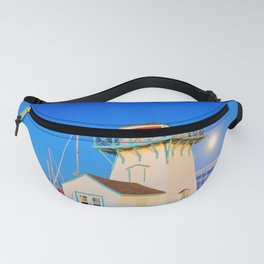 Summerside Harbour lighthouse Fanny Pack