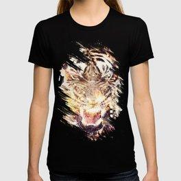 Feline Fire T-shirt