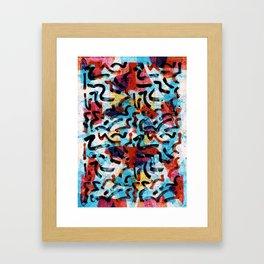 Pattern № 26 Framed Art Print