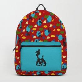 Kuzco & Pacha Pattern Backpack