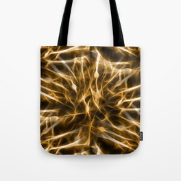 Neural Flammable Connections Tote Bag