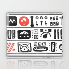 Mission Control Laptop & iPad Skin