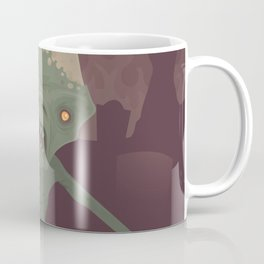 Sickly Zombie Coffee Mug