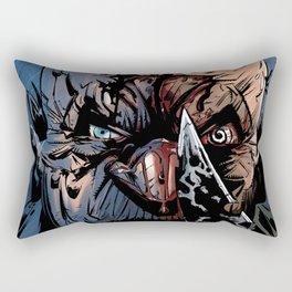 WRATH OF GOD - Seven Rectangular Pillow