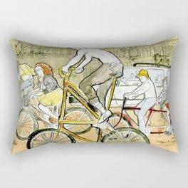 Savannah Transportation  Rectangular Pillow