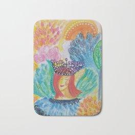 Sunrise Fairy Bath Mat