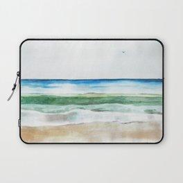 Ocean Watercolor Laptop Sleeve