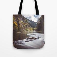 Dunajec River Tote Bag