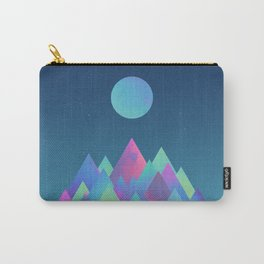 It's always night somewhere Carry-All Pouch