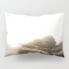 Rounded Rock Pillow Sham