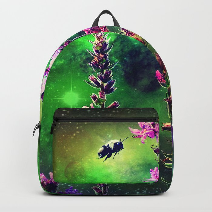 Bee Against The World Backpack