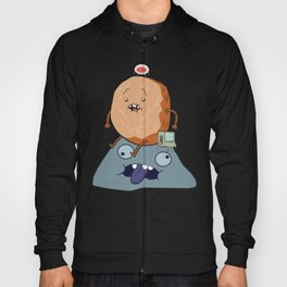 AT - Quiet Time  Hoody