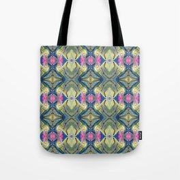 Dripping Mountains  Tote Bag