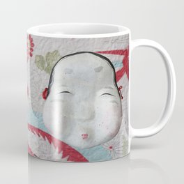 Smile Your Way Through (Japanese Goddess of Mirth) Coffee Mug