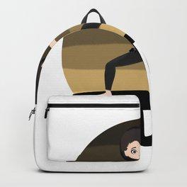 Huge Zombie Girl Backpack