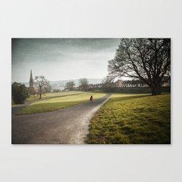 Brook Park, Derry-Londonderry Canvas Print