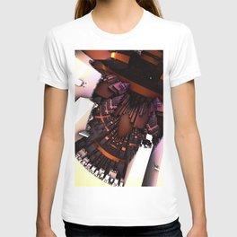 Sardine bedclothes T-shirt