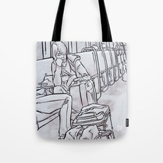 SUBWAY 2 Tote Bag