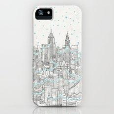 Winter in New York iPhone (5, 5s) Slim Case