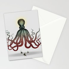 Octoverlord Stationery Cards