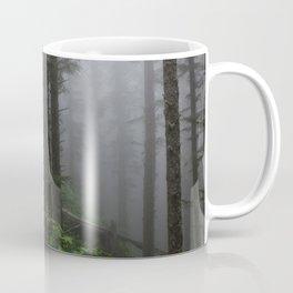 Forest of Fog Coffee Mug