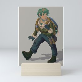 Scout Astor Hummel Mini Art Print