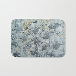 Abstract painting 100 Bath Mat